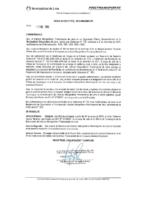 Resolución de Presidencia Ejecutiva N°004-2019-MML/IMPL/PE