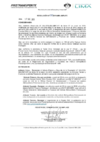 Resolución de Presidencia Ejecutiva N°010-2019-MML-IMPL/PE