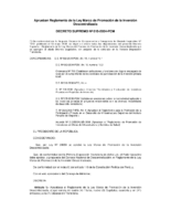Decreto Supremo Nº 15-2004-PCM