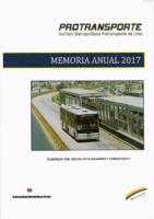 Memoria Institucional 2017