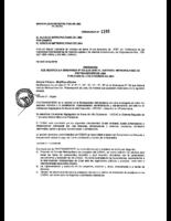 Ordenanza Nº 1103