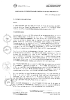 PAAC 2007 – Cuarta Modificatoria