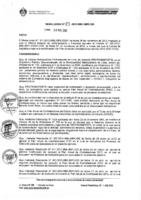 PAAC 2012 – Décimo Cuarta Modificación