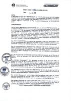 PAAC 2012 – Décimo Quinta Modificación