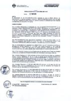 PAAC 2012 – Quinta Modificación