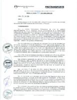 PAAC 2014 – Quinta Modificación