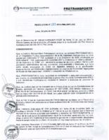 PAAC 2014 – Sétima Modificación