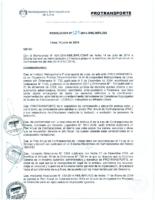 PAAC 2014 – Sexta Modificación