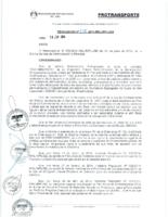 PAAC 2014 – Tercera Modificación