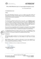 Políticas de Seguridad de la Información y Documentos de PROTRANSPORTE