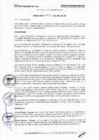 Resolución de Presidencia Ejecutiva N°004-2018-MML-IMPL-PE