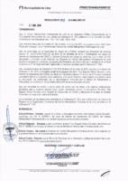 Resolución de Presidencia Ejecutiva N°005-2018-MML-IMPL-PE