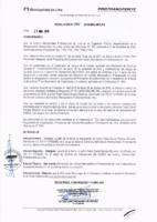 Resolución de Presidencia Ejecutiva N°006-2018-MML-IMPL-PE