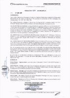Resolución de Presidencia Ejecutiva N°007-2018-MML-IMPL-PE