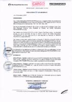 Resolución de Presidencia Ejecutiva N°010-2018-MML-IMPL-PE