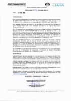 Resolución de Presidencia Ejecutiva N°030-2019-MML/IMPL/PE
