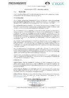 Resolución de Presidencia Ejecutiva N° 031-2019-MML/IMPL/PE