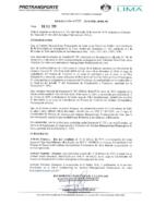 Resolución de Presidencia Ejecutiva N° 033-2019-MML/IMPL/PE