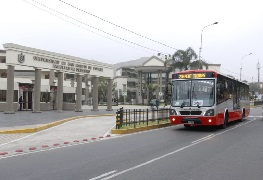 MUNICIPALIDAD DE LIMA CULMINÓ TECHADO DE ESTACIONES DEL METROPOLITANO