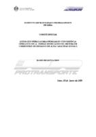 30.Jun.2008 Proc. Operación de Recaudo – Bases, Contratos y Anexos – Bases Integrada de Racaudo