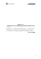 30.Jun.2008 Proc. Operación de Recaudo – Bases, Contratos y Anexos – Contrato Integrado de Racaudo
