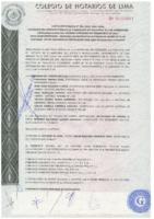 Acta Complementaria – Apertura de Propuestas Económicas (Sobre N° 3) de Postores cuyos recursos de impugnación han sido declarados fundados