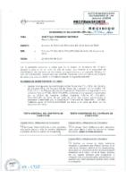 Acuerdo de Directorio 16 06 2014