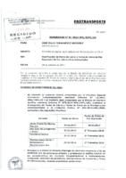 Acuerdo de Directorio 20 10 2014