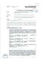 Acuerdo de Directorio 26 05 2014