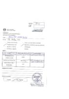 Acuerdo de Sesión de Directorio – GOP 2011 – Memo 038 GG – 14-02-2013