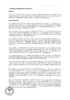 Acuerdo de Directorio 69 que resuelve apelación formulada por Consorico Este Nuevo San Juan