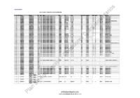 Base de datos de placas presentadas por consorcio