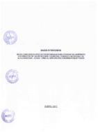 Bases Integradas – Enero 2013
