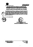 Circular 008 (16.10.09)