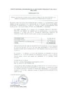 Circular N° 59 – Gastos del proceso de licitación que deben ser reembolsados por adjudicatarios