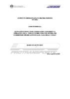 Concesión de la Operación de la Unidad de Recaudo – Bases Recaudo