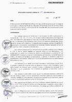 Directiva GTI-002-2016