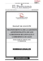 Directiva N° 008-2018-CG-GTN