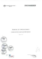 Manual de Operaciones de los Corredores Complementarios