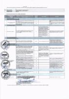 Reporte Preliminar de Rendición de Cuentas y Transferencia (1° Entregable)