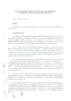 Resolución N° 05-2014 del Comité Especial sobre la Reconsideración presentada por el Consorcio Expreso Javier Prado