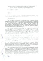 Resolución N° 06-2014 del Comité Especial sobre la Reconsideración presentada por el Consorcio Transport Rápido Express