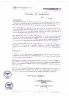 Resolución N° 08-2013-MML IMPL GG – Modificaciones Presupuestarias