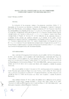 Resolución de Adjudicación de paquetes involucrados en recursos de impugnación que fueron declarados fundados