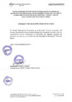 Circular 002-2012-CEPRI COSAC I / PUBLICIDAD