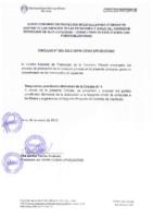 Circular 005-2012-CEPRI COSAC I / PUBLICIDAD