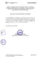 Circular 001-2012-CEPRI COSAC I / PUBLICIDAD