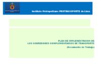 Presentación de Lineamientos de Concesión (22/05/2012)