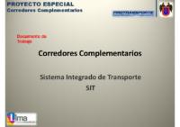 Propuesta de diseño de paquetes de servicio