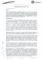 Cancelación de la Licitación N° 02-2014-MML/IMPL